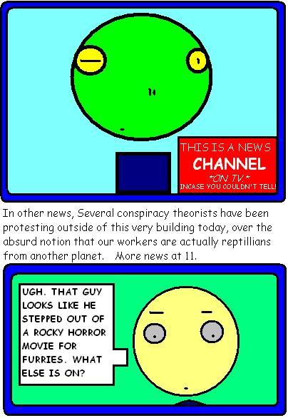 Bland News Broadcast